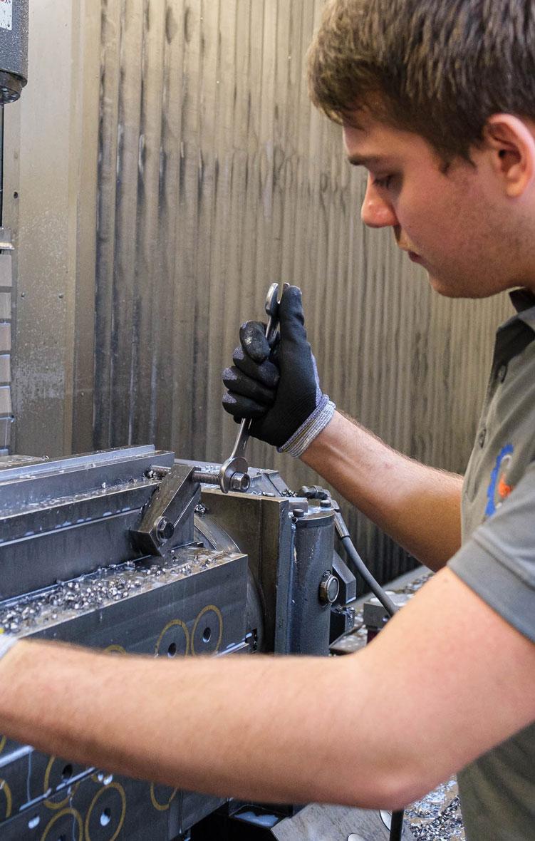 RENICA GmbH, Mödling und Sopron, Metallverarbeitung, Lohnfertigung, Zerspanung